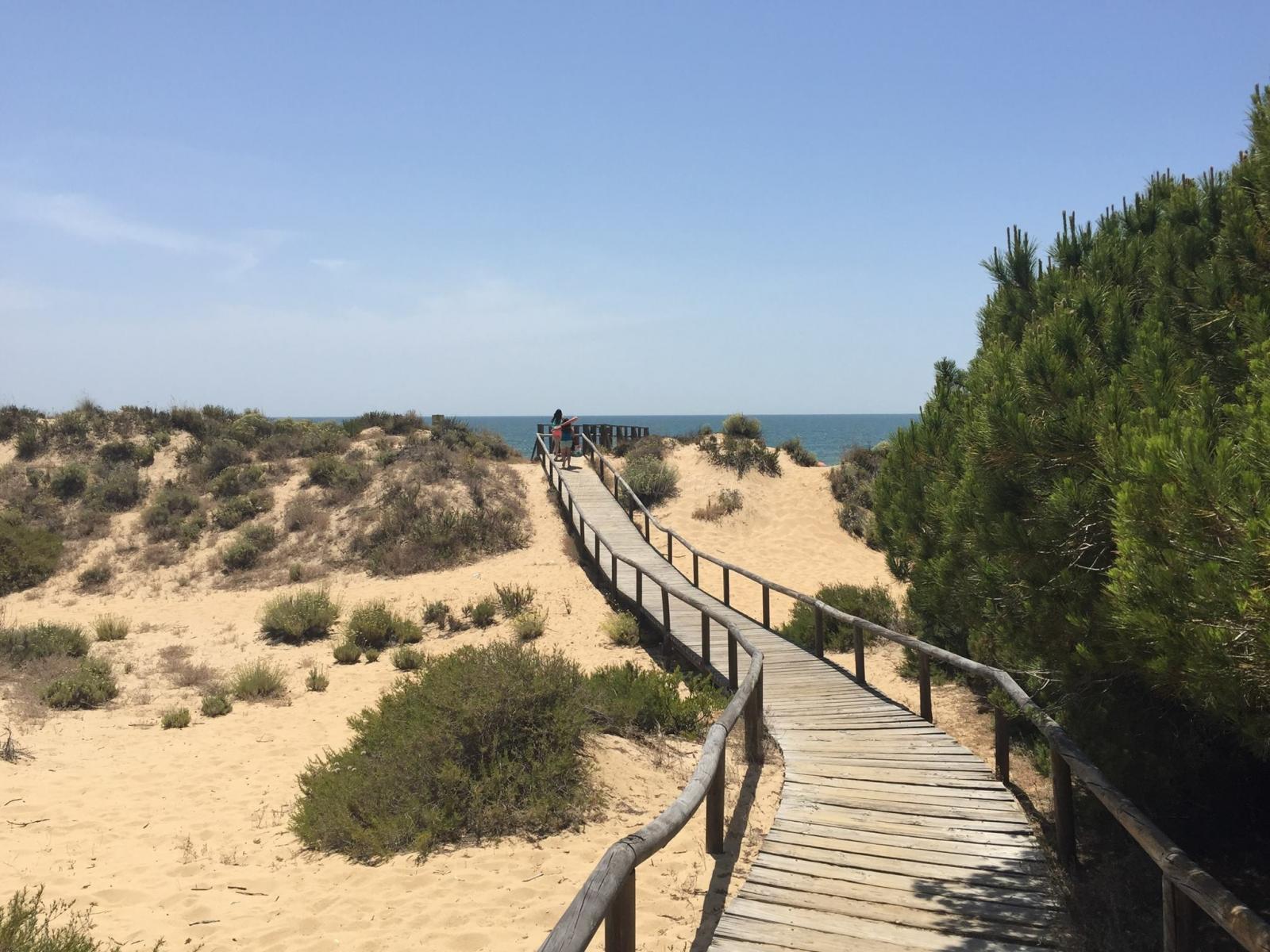 Los beach club con más encanto de Punta Umbría