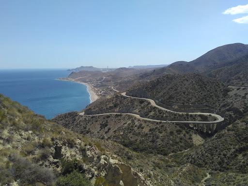 Mirador costa Calabardina