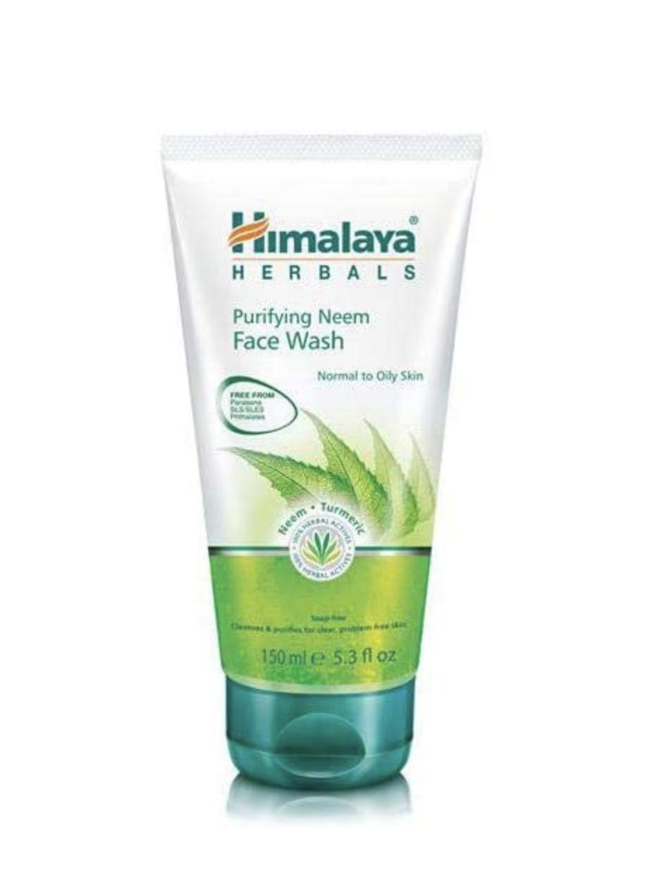 Espuma Facial de Himalaya Herbals