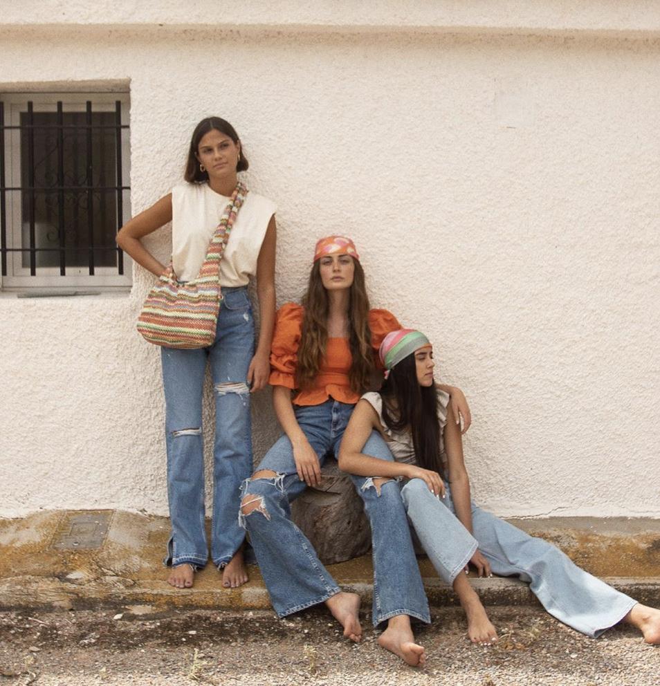 Colección de verano 2020 de Lava, la marca de Sara Baceiredo