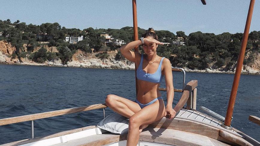 Coconstans en barco