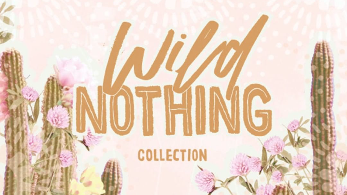 nueva colección de colourpop, wild nothing