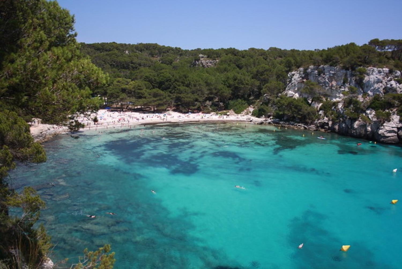 Las 5 mejores calas de Menorca