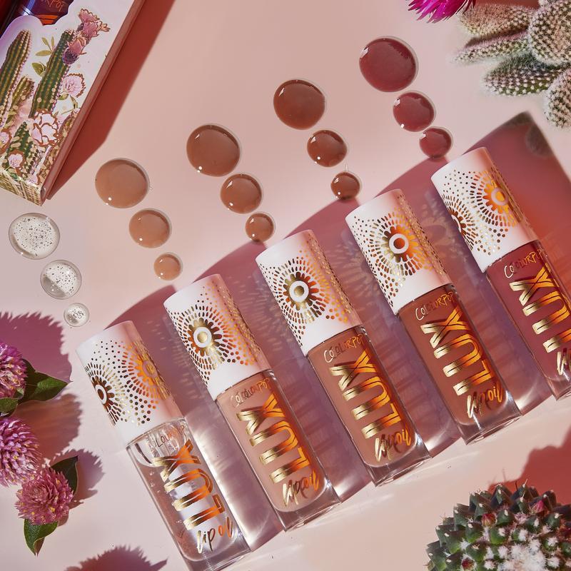 lux lip oil de ColourPop