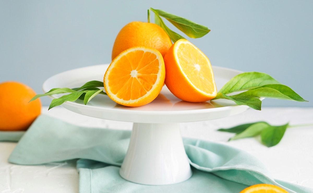 naranjas en tartera