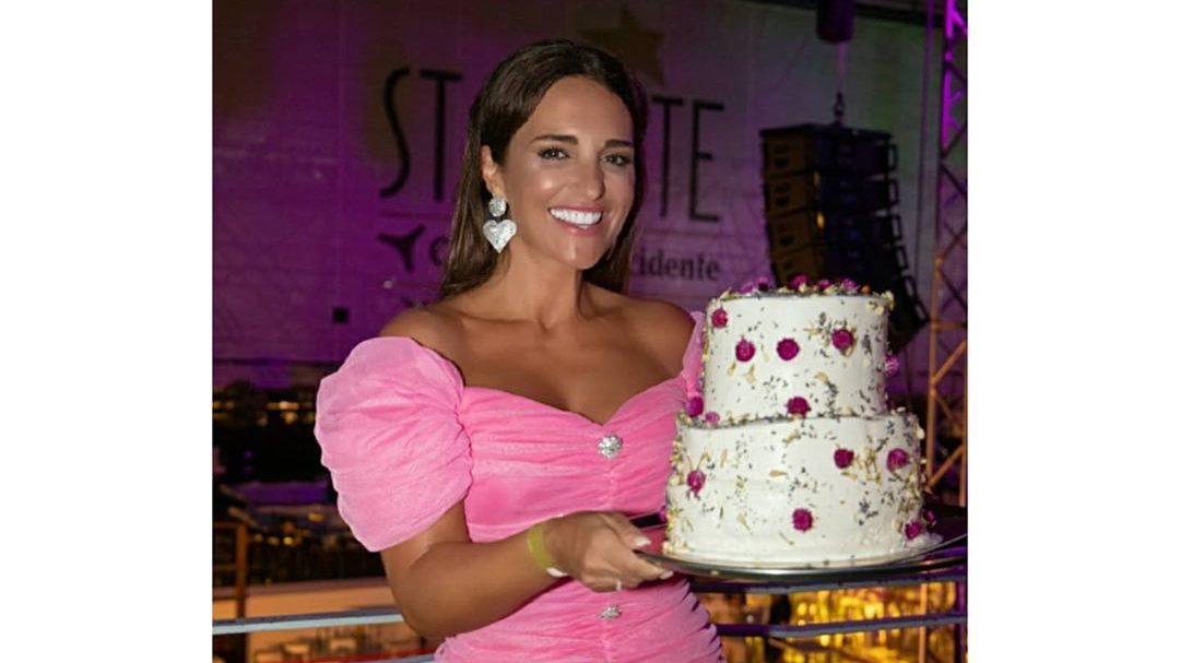Paula Echevarría 43 cumpleaños