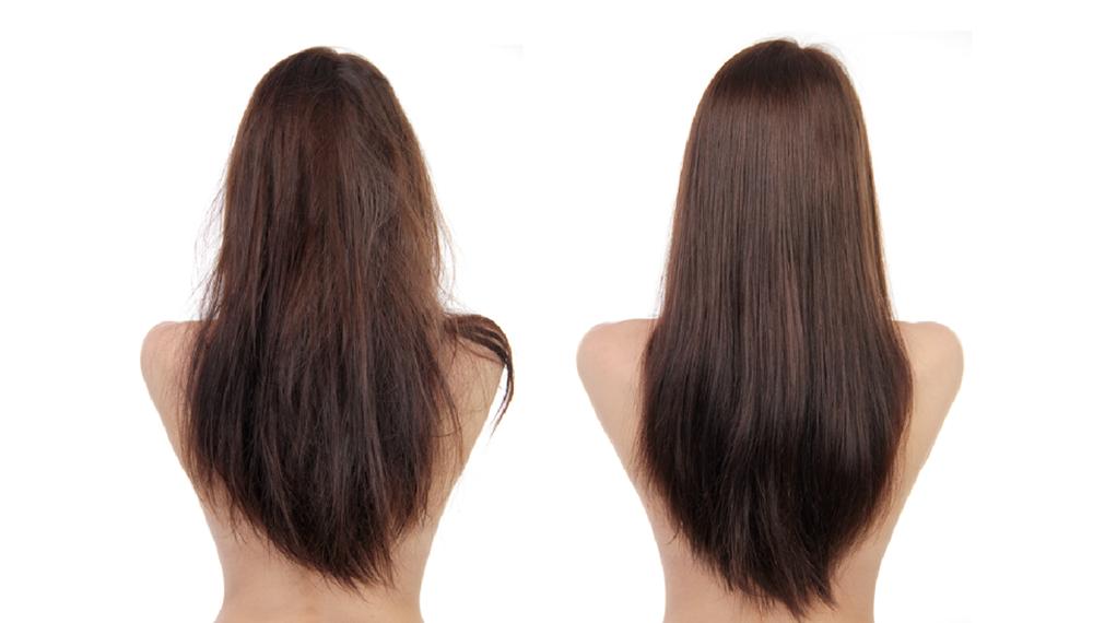 beneficios del aceite de coco para el cabello.