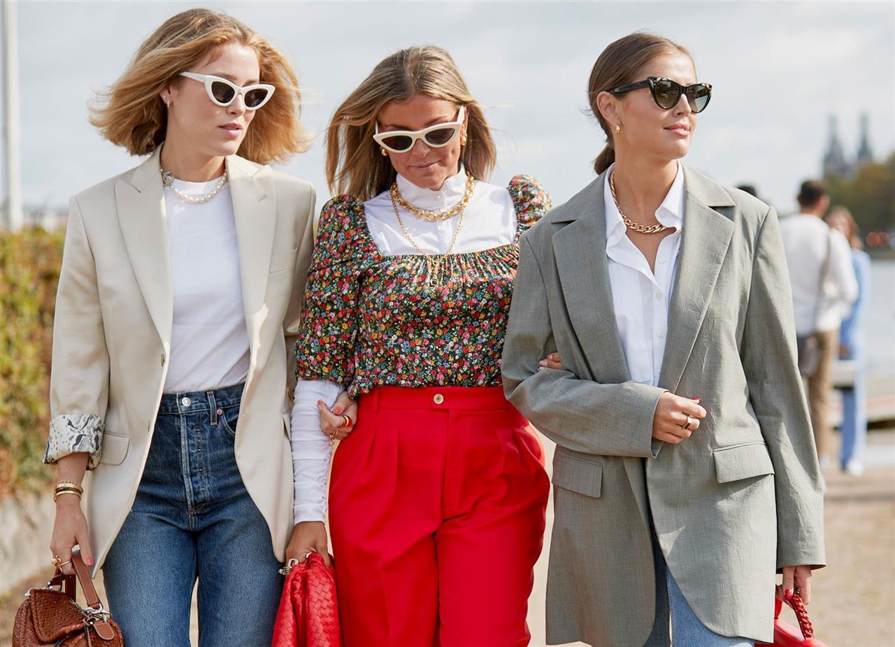 Los 5 mejores looks de entretiempo están en Zara