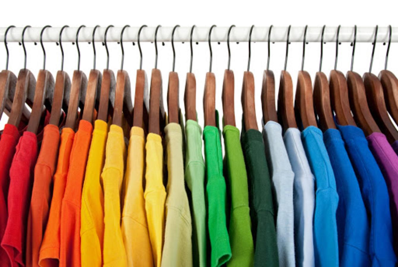 ¿Quieres saber qué dicen los colores de tu outfit?