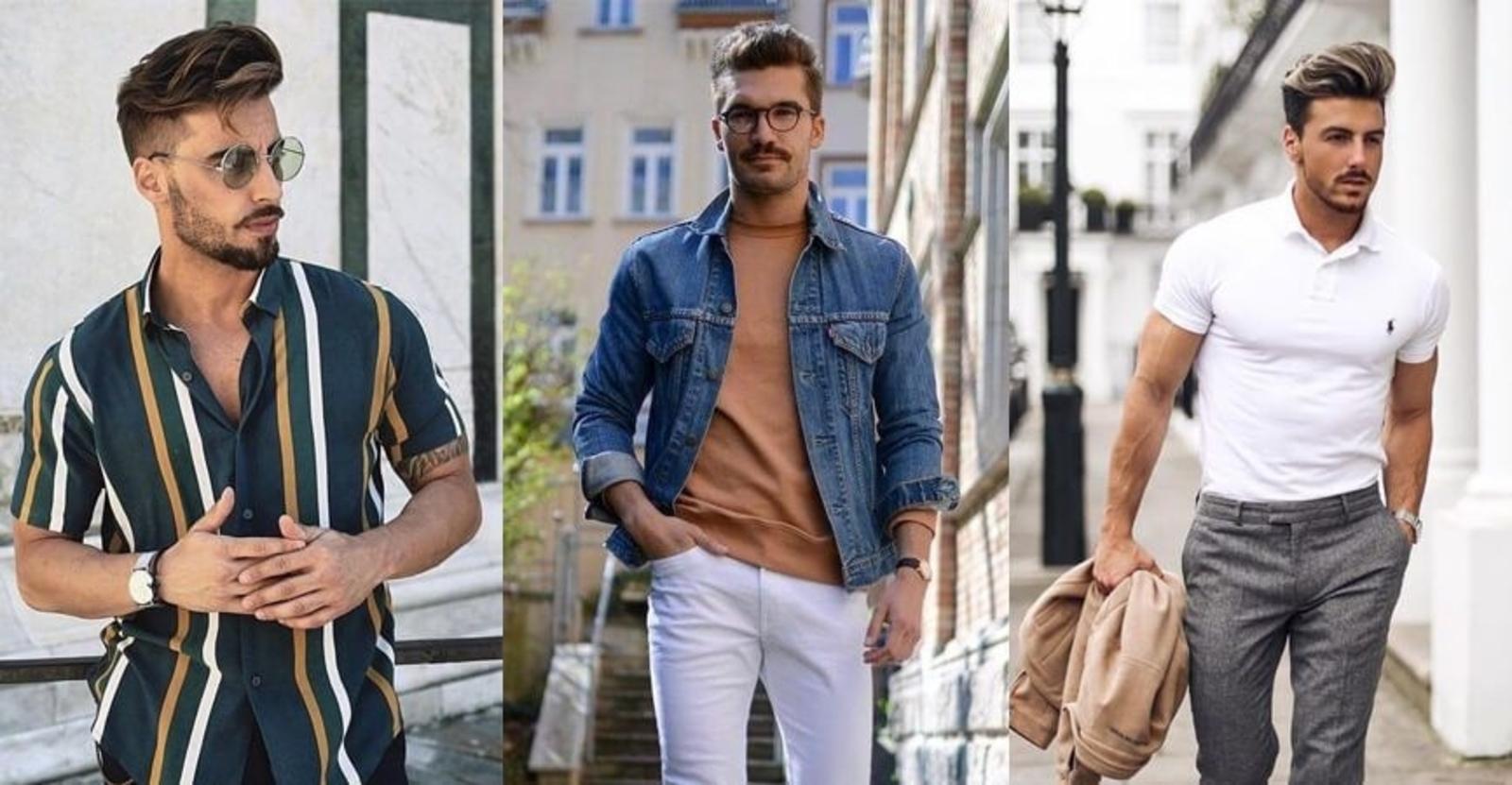 Los mejores outfits masculinos para la vuelta a la universidad