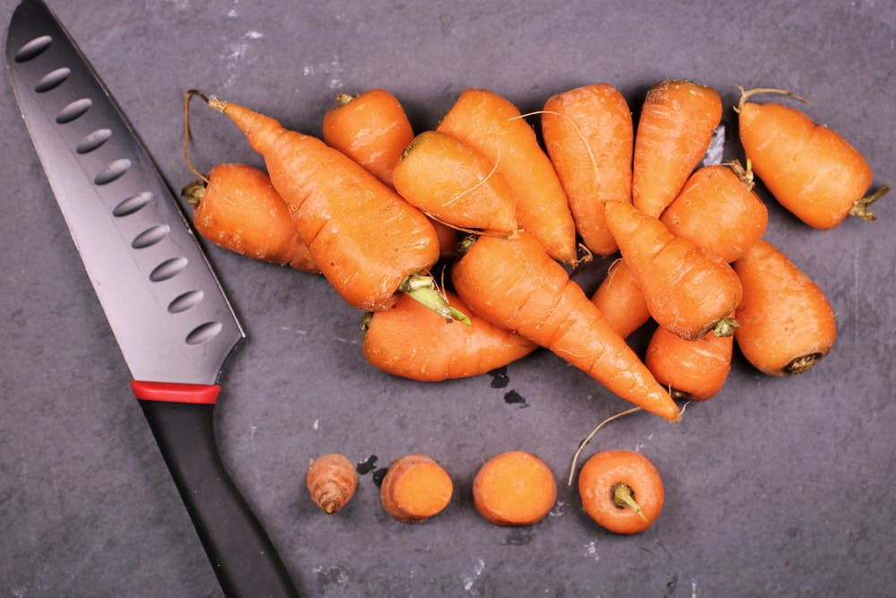 Zanahoria de Pexels