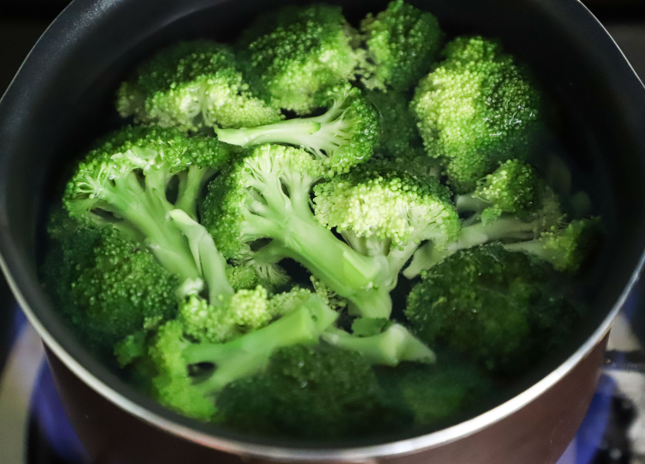 Brócoli de Pexels