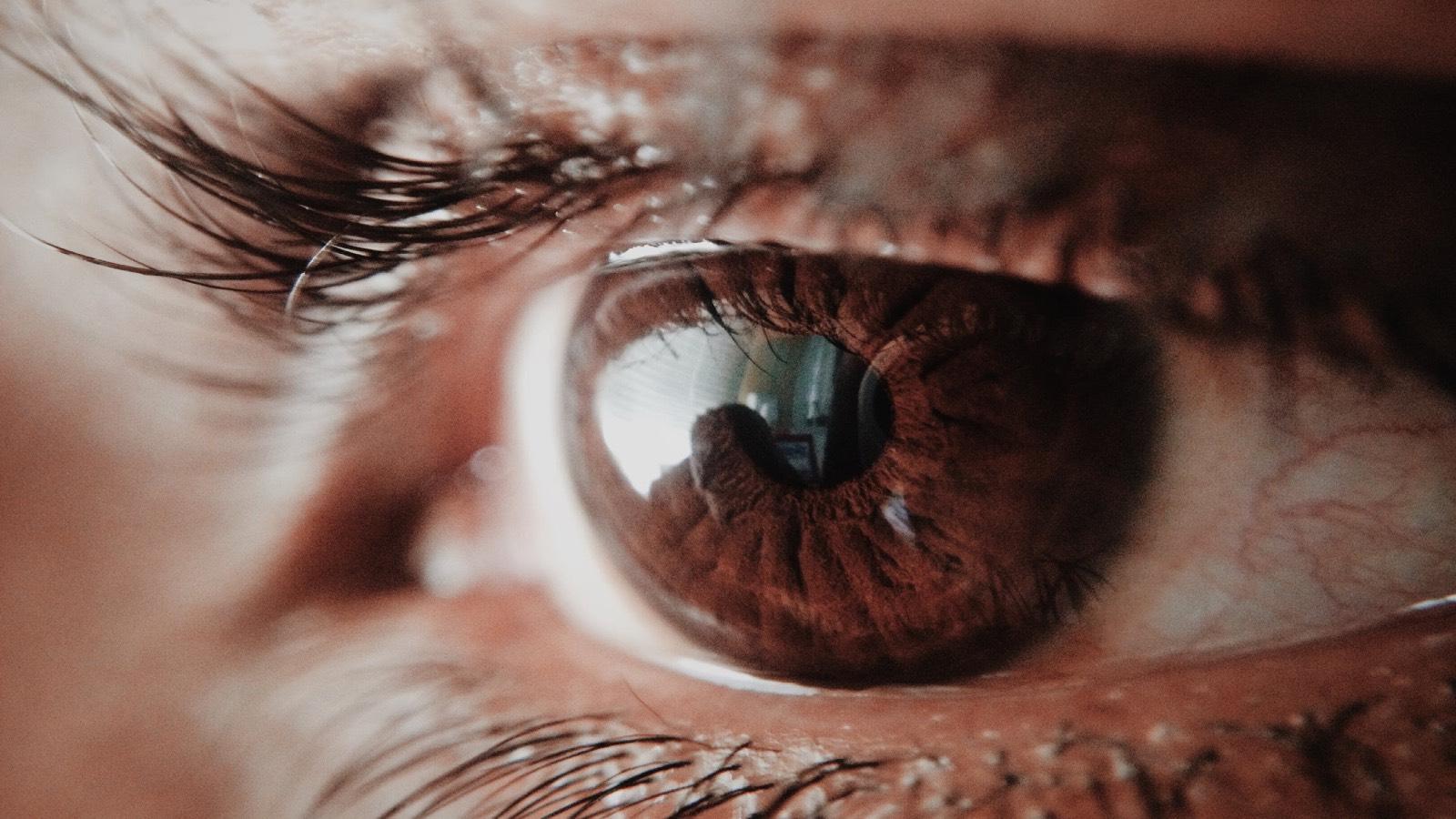 Ojo de pexels