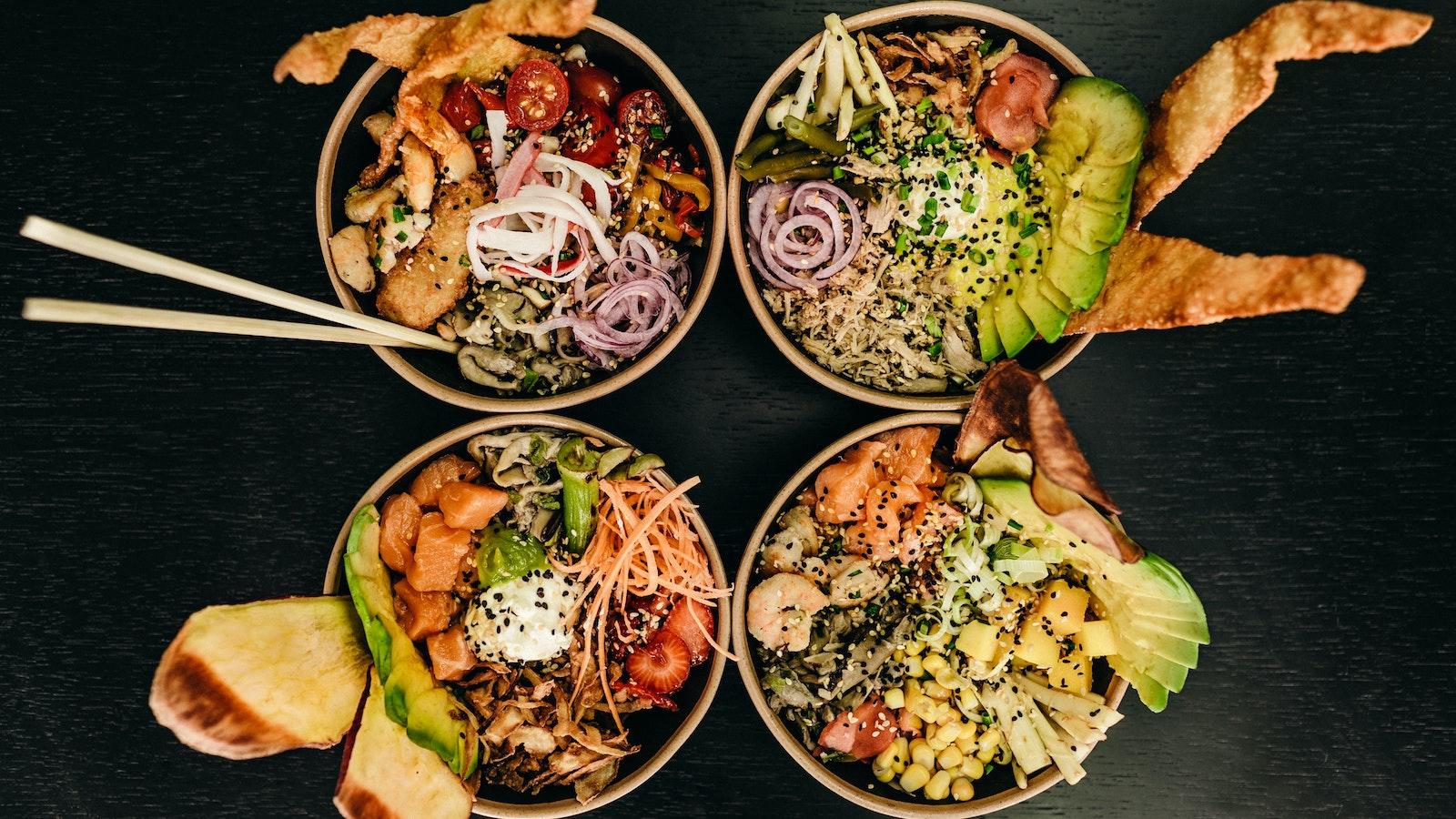 Por que el Buddha bowl es la manera más eficiente de comer