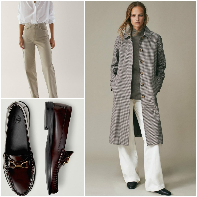 Total Look Massimo Dutti