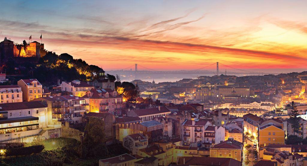 Vuelos a 5 euros, la oportunidad perfecta para conocer Lisboa