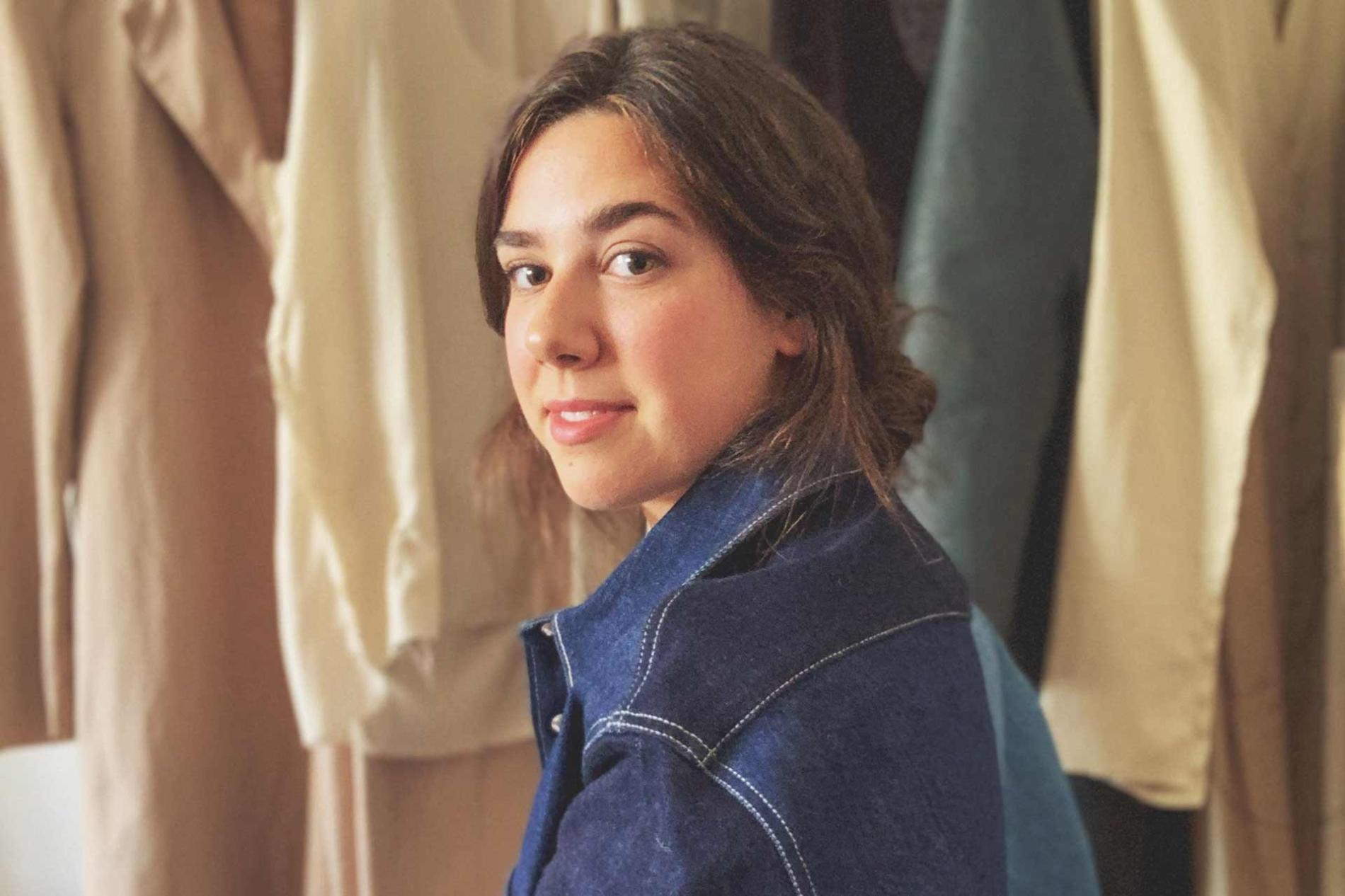 Marta Casal, diseñadora.
