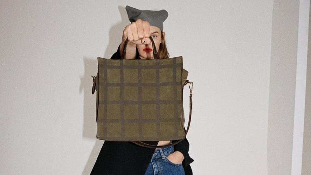 8 bolsos de piel que te acompañarán durante la semana a la oficina.