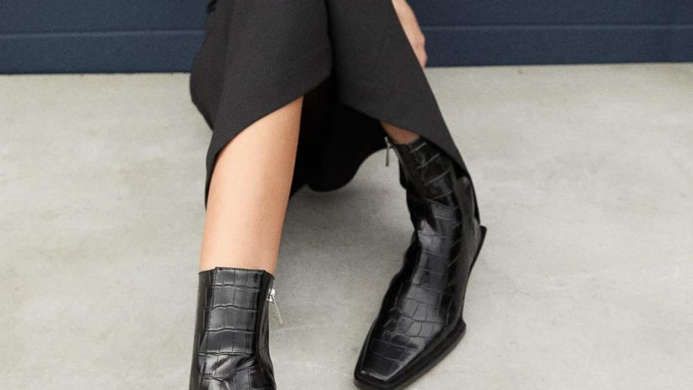 Avance de calzado Otoño-Invierno 2020 de Zara: zapatos, botines, botas... para lucir esta temporada.