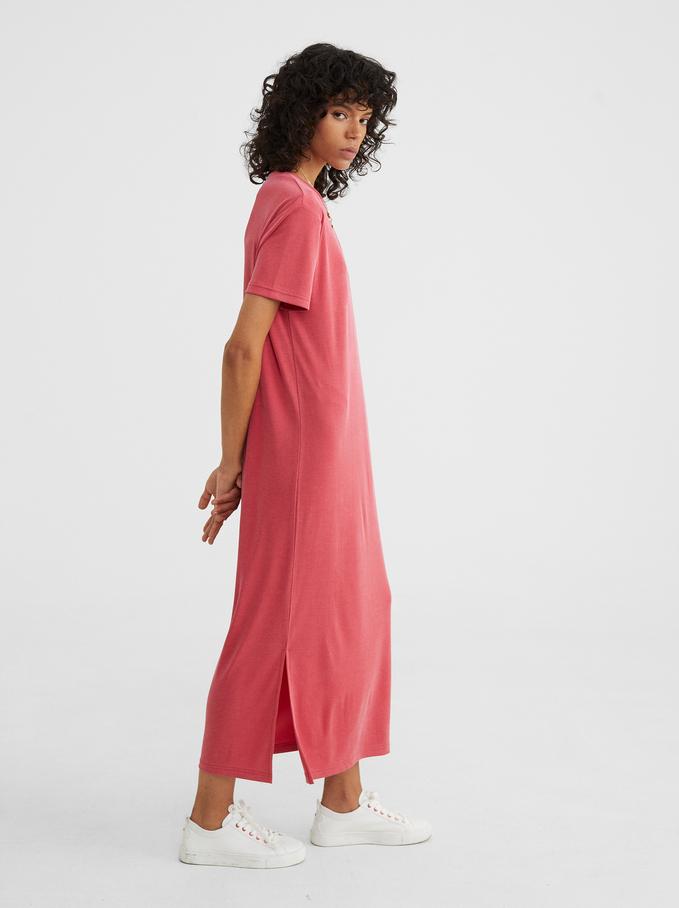 Vestido rosa Parfois