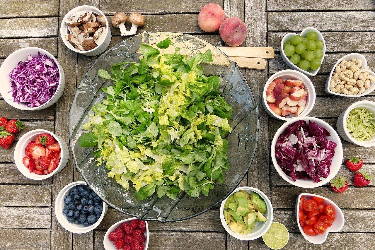 Los 100 alimentos más nutritivos del mundo