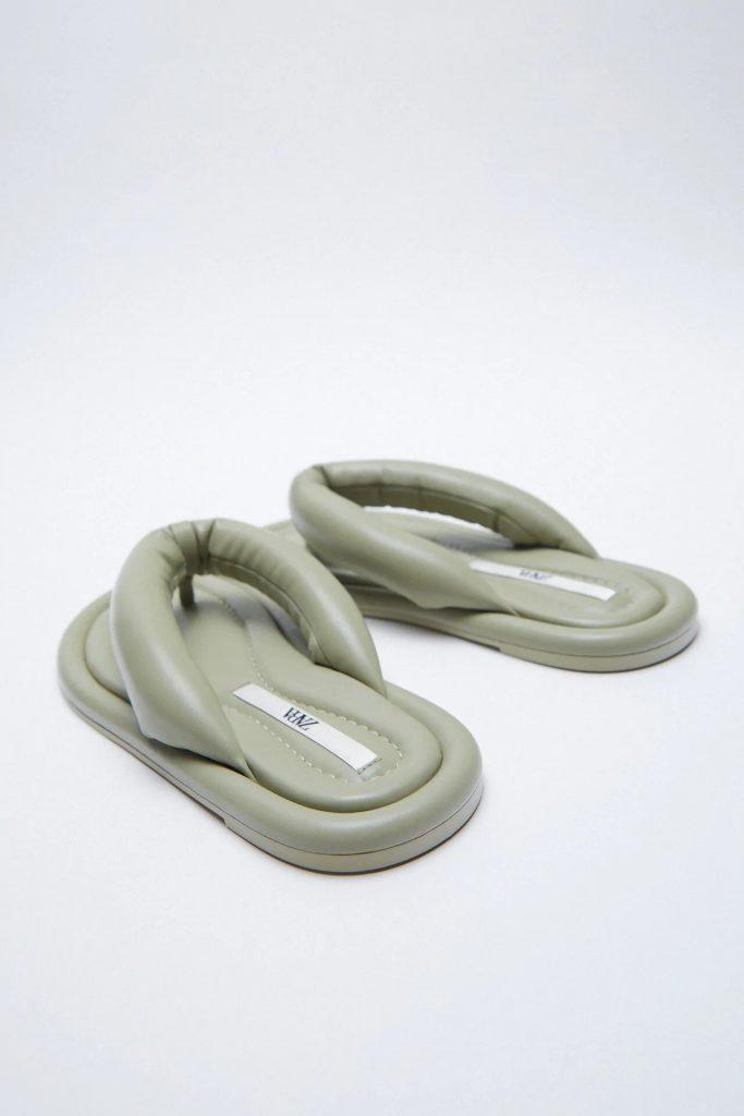 sandalias colección primavera-verano 2021