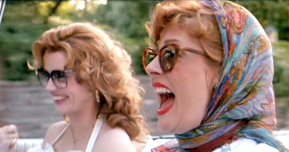 Thelma & Louise.