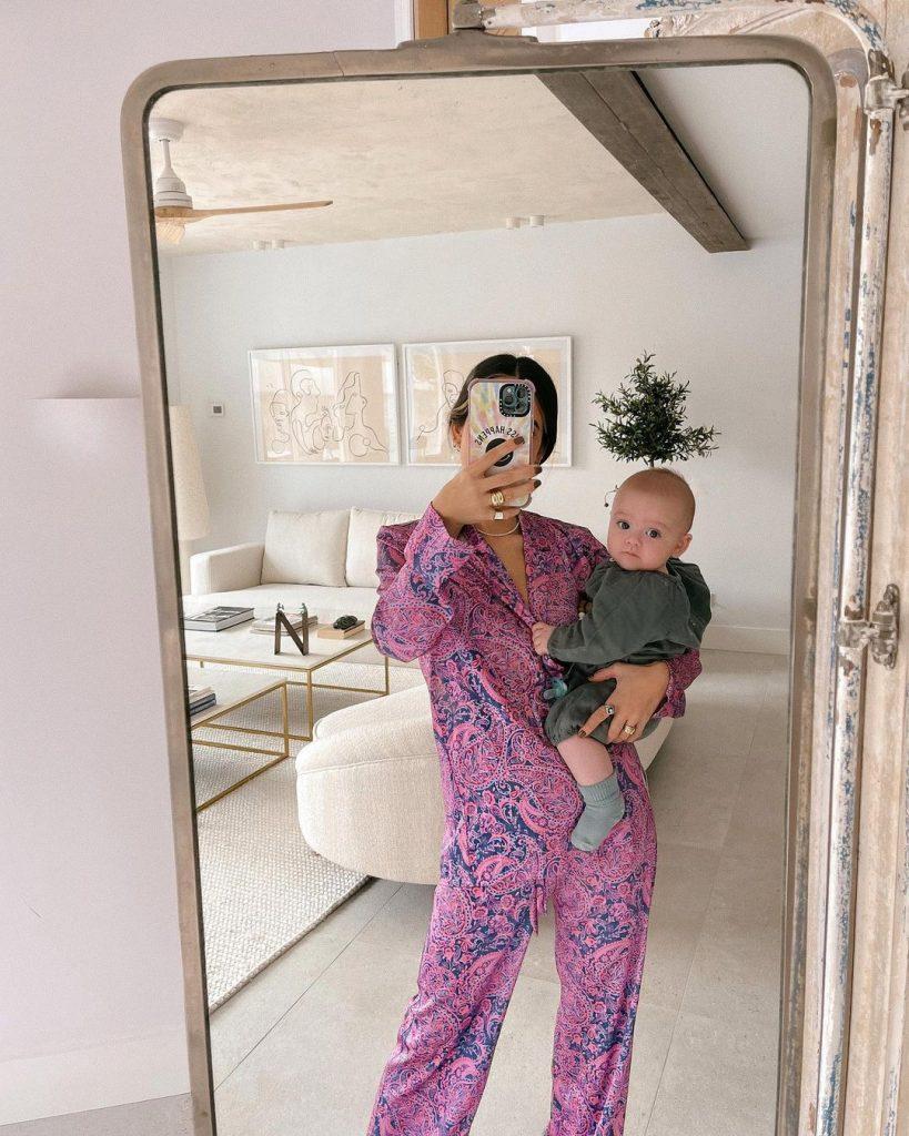 Imagen compartida por Maria Fernández-Rubíes, de su nueva casa.