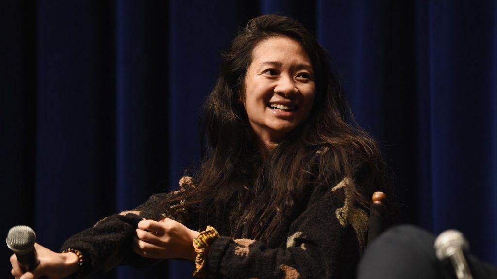 directora china-estadounidense que hace historia