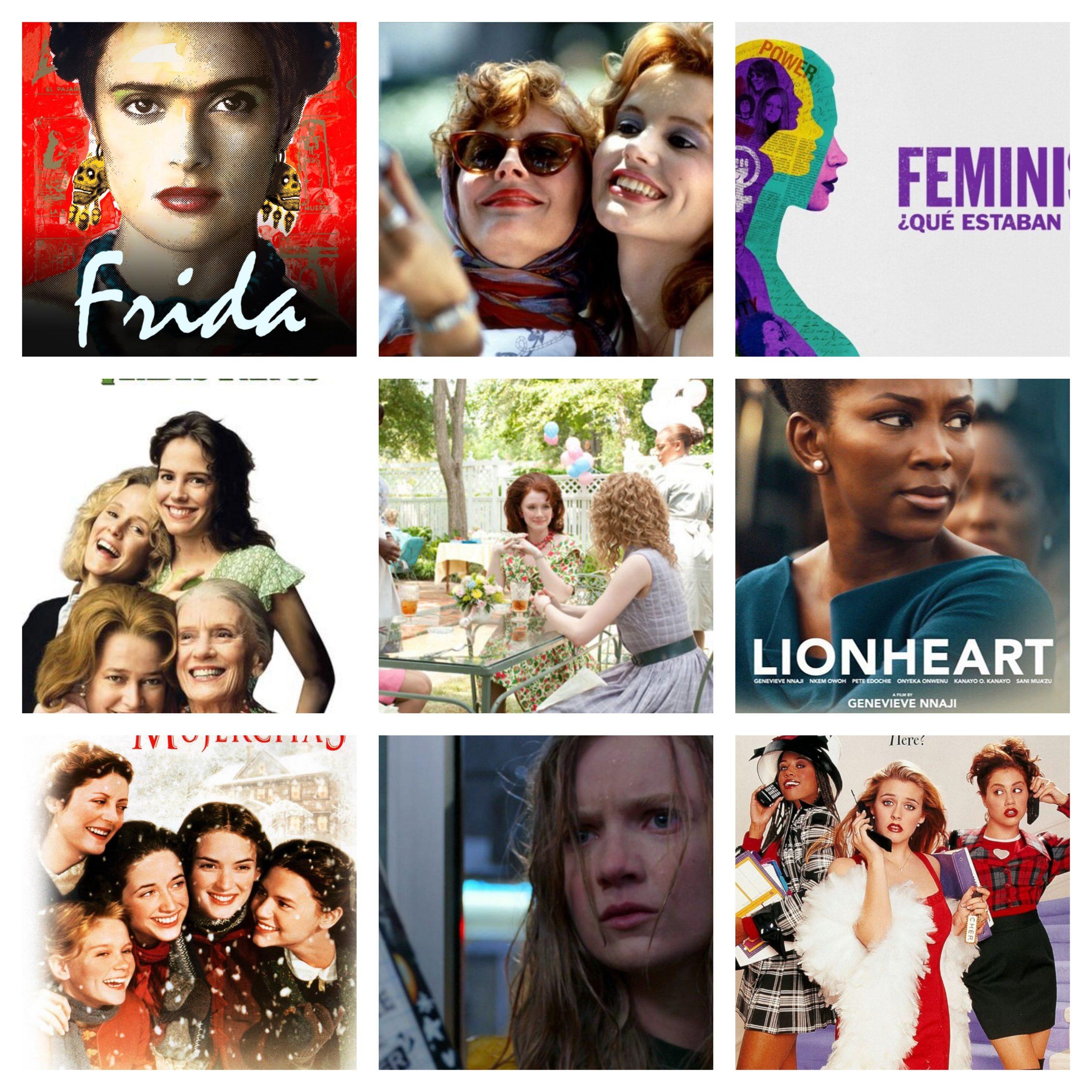 17 películas para celebrar el Día de la Mujer