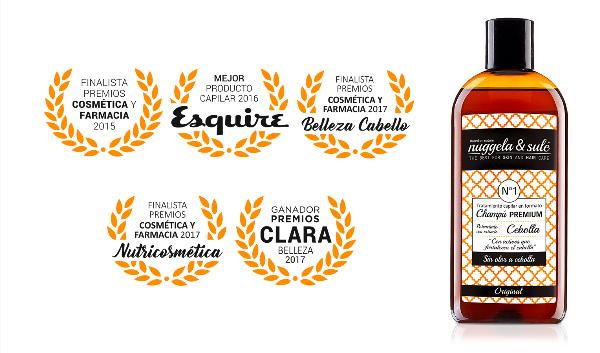 Premios Champú de Cebolla