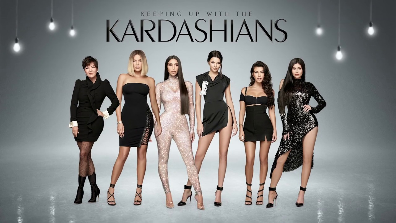 Reality show Keeping up with the Kardashians