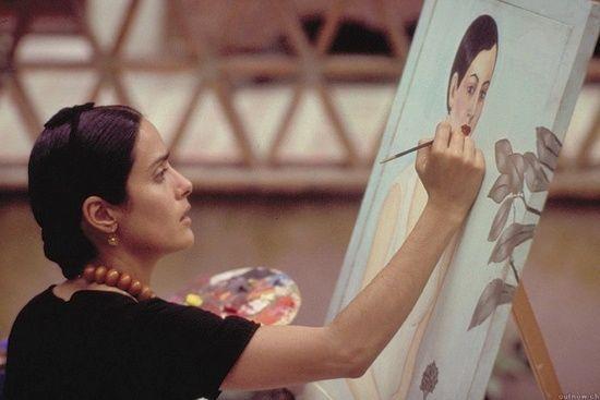Frida (Salma Hayek, 2002).