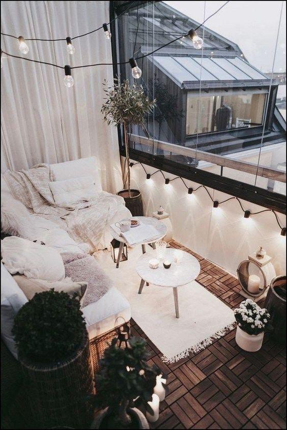 Balcón perfecto
