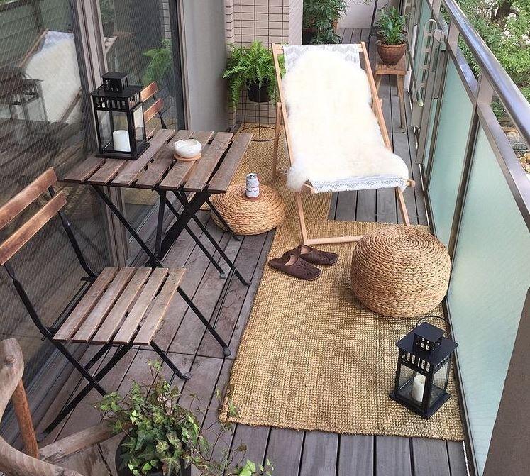 Un estilo minimalista es ideal para un espacio pequeño