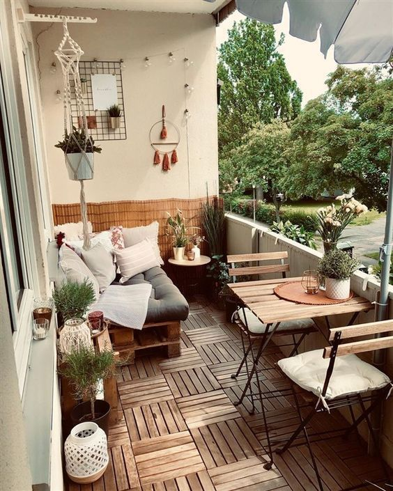 Balcón ideal