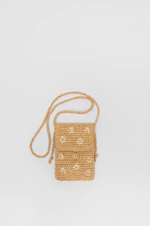 Bolso bandolera pequeño Zara