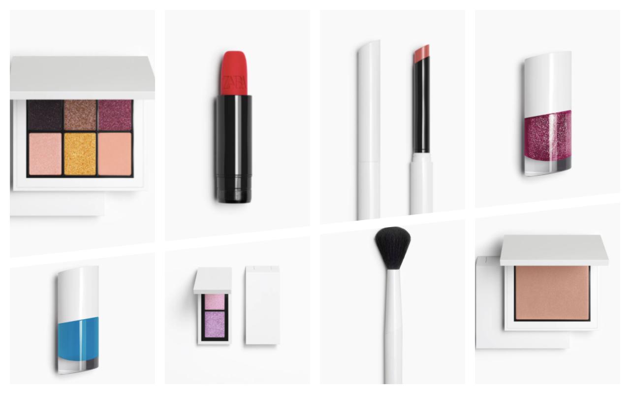 Te presentamos Zara Beauty, la nueva colección de maquillaje de Zara