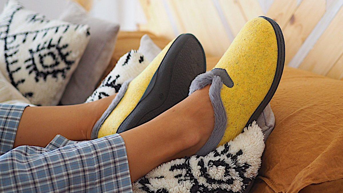 Zapatillas de casa para mujer: Consejos para elegir las más adecuadas