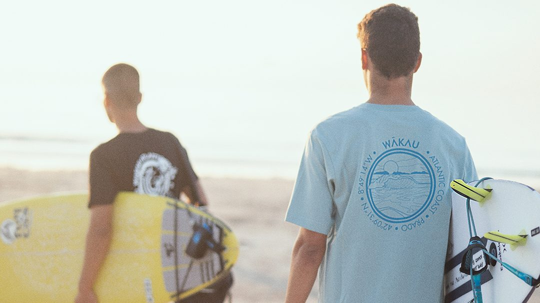 Wakau. tienda especializada en ropa surfera