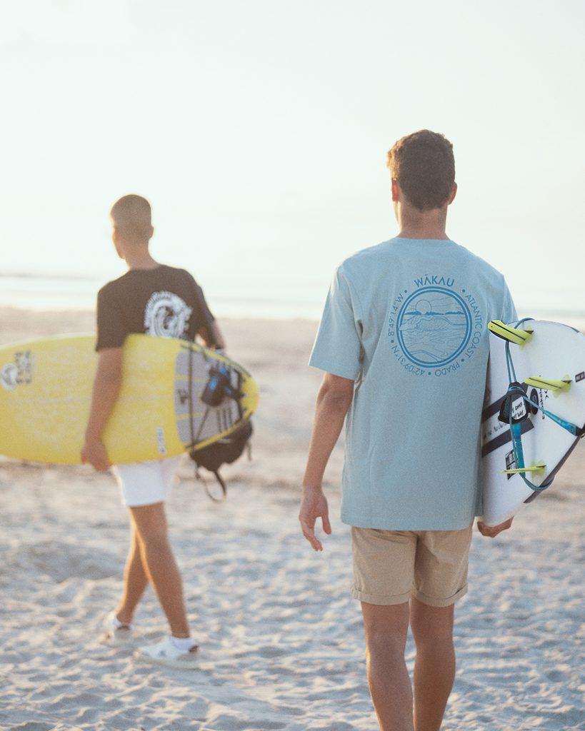 Wakau, tienda online especializada en moda surfera